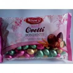 Maxi Ovetti Cioccolato fondente alle nocciola