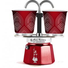 Bialetti - Mini Express Szett Kávéfőző centenarium (2 személyes)